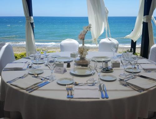La Cabane de Los Monteros, excelencia gastronómica clásica junto al mar