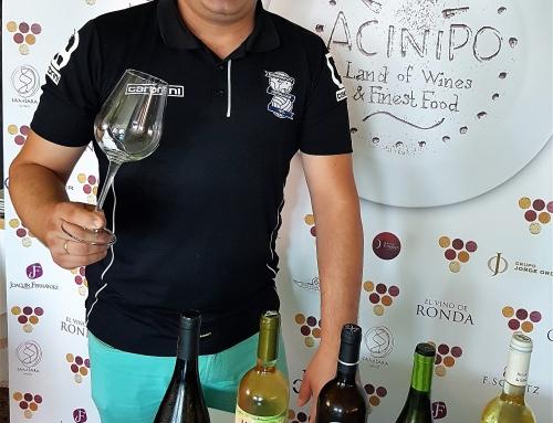 Al Fresco, La Encina del Inglés, Lunares y Cloe, los cuatro blancos top del verano 2017 para Rafael Cebrián de Acinipo