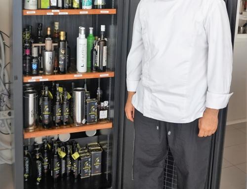 La revolución del AOVE en la Alta Gastronomía se llama Maroleum
