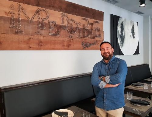 El chef Ignacio Carmona vuelve al Barrio del Soho de Málaga