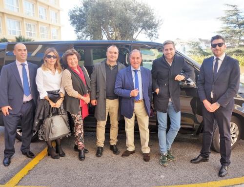 Marbella All Stars reforzó en la Fiesta POP su acuerdo con Marbella Luxury Cars