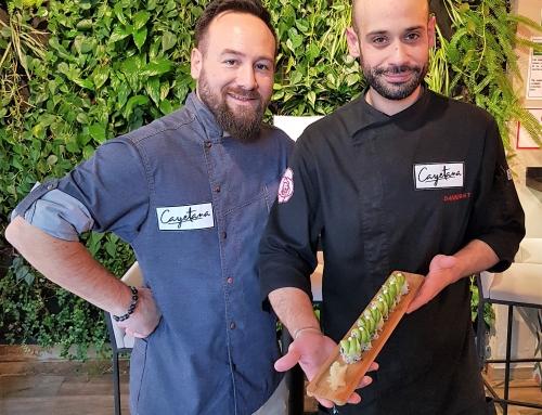 Cayetana, lo nuevo del chef Ignacio Carmona, ya brilla en el Barrio del Soho de Málaga capital