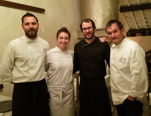 El Chef Aitor Perurena será uno de los grandes protagonistas de 2018