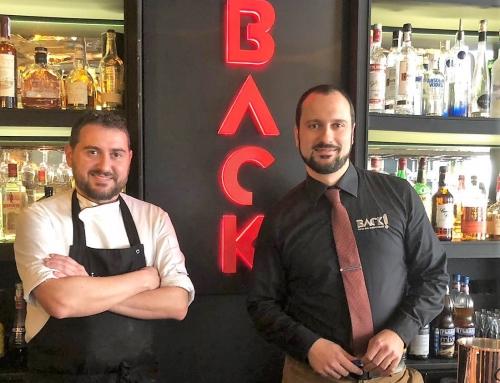 La consolidación de Back de Marbella, el restaurante de David Olivas y Fabián Villar