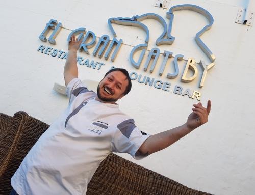 Así es El Gran Gatsby: Alta Gastronomía por el Chef Enrique Alcaide en un escenario de ensueño