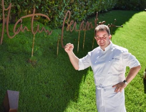 El Chef Martín Berasategui recibirá el I Premio de Honor Marbella All Stars en la Cumbre del 14 de mayo en el Gran Meliá Don Pepe de Marbella
