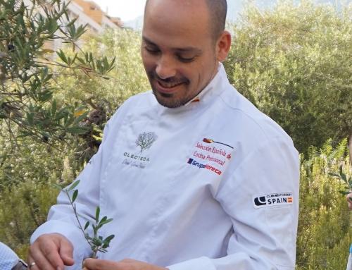 El chef Dani García Peinado lidera la Selección Española de Cocina en el Gran Premio de la Cocina Mediterránea en Italia
