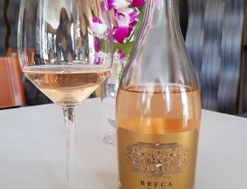 El bodeguero malagueño Jorge Ordóñez presenta Breca Rosé, su rosado de alta gama de Calatayud