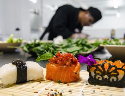 El Sushi excelente de Yakura estará en la III Cumbre Marbella All Stars del Gran Meliá Don Pepe