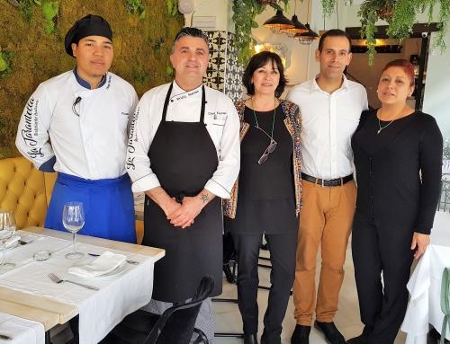 La cocina de la alegría y el color del chef italiano Brizio Ranieri en La Tarantella