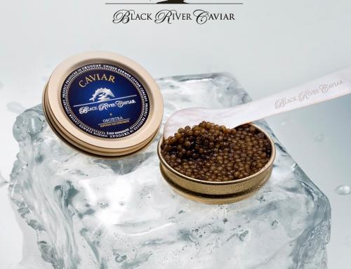 El excelente Black River Caviar se suma a la III Cumbre Marbella All Stars