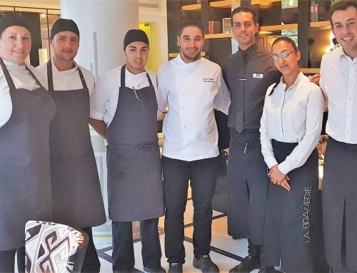 El brillante debut de la Brasserie de Puerto Banús, el gastronómico del H10 Andalucía Plaza, con el chef David Aguado al frente